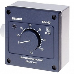 Eberle Терморегулятор электронный арт. AZT-A 524 510