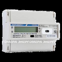 Энергомера счетчик СЕ 302 R31 746-J 3Ф 1Т 5-100А арт. 101003004009170