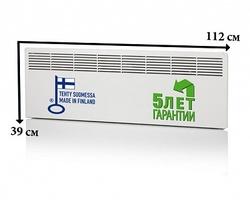Ensto Конвектор настенный Beta 1.5кВт 220В 389х1121х85 IP21 арт. EPHBM15P