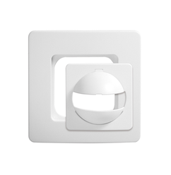 Esylux Белый Крышка IP 20 для настенных датчиков:MD 180i/R,MD 180i/T,PD 180i/R,MD/PD 180 Slave арт. 4911001120