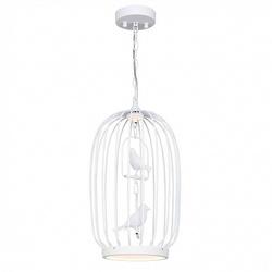 Favourite Chick Белая Люстра 1*LED*12W+1 LED*5W, 3500K-4000K арт. 1929-2P