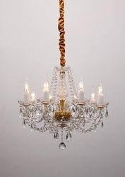 Favourite Simone Золото Люстра 8*E14*40W арт. 1736-8P