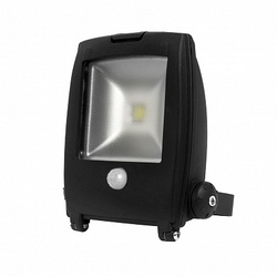 Gauss Прожектор LED 1х10W сенсорный AC100-240V IP65 6500K арт. FL628100310