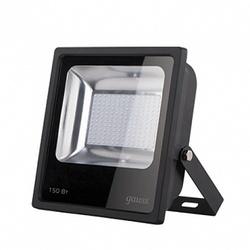 Gauss Прожектор светодиодный LED 150W IP65 6500К черный 1/4 арт. 613100150