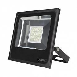 Gauss Прожектор светодиодный LED 70W IP65 6500К черный 1/6 арт. 613100370