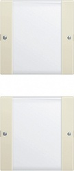 Gira E22 Бел Рамка 3-ая арт. 0213201