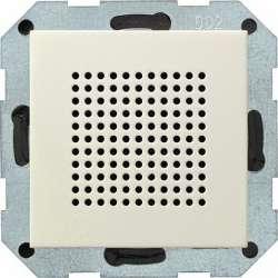 Gira S-55 Крем глянец Динамик для радиоприемника скрытого монтажа с функцией RDS арт. 228201