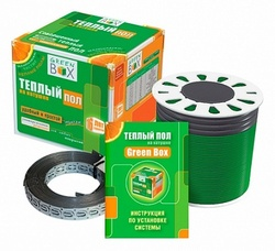 Green Box Комплект 2-жильный 980 Вт 6,5-7,5 кв.м арт. GB-1000