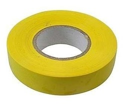 IEK Изолента 0,18х19 мм желтая 20 метров арт. UIZ-18-19-20MS-K05
