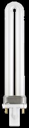 IEK Лампа энергосберегающая КЛ-PL(U) G23 11Вт 2700К Т4 арт. LLE30-23-011-2700