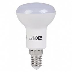 IEK Лампа светодиодная ECO R50 рефлектор 5Вт 230В 3000К E14 арт. LLE-R50-5-230-30-E14