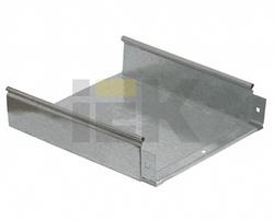 IEK Лоток крашенный неперфорированный 35х200х3000 арт. CLNK10-035-200-3