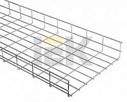 IEK Лоток проволочный 100х400 ГЦ арт. CLWG10-100-400-3