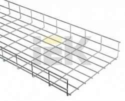 IEK Лоток проволочный 100х500 ГЦ арт. CLWG10-100-500-3