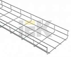 IEK Лоток проволочный 85х200 ГЦ арт. CLWG10-085-200-3