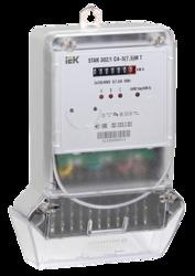 IEK Счетчик эл. энергии трехфазный STAR 302/1 С4-10(100)М арт. CCE-3C1-2-01-1