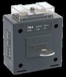 IEK Трансформатор тока ТТИ-А 800/5А 5ВА класс 0,5 арт. ITT10-2-05-0800