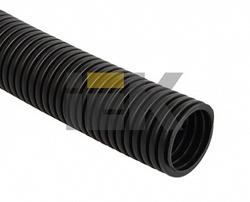 IEK Труба гофр.ПНД d 20 с зондом (10 м) черный арт. CTG20-20-K02-010-1
