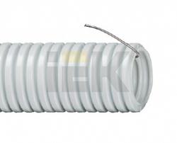 IEK Труба гофр.ПВХ d 16 с зондом (25 м ) арт. CTG20-16-K41-025I