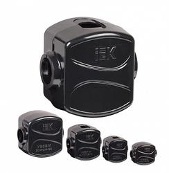 IEK Зажим ответвительный У-733М (16-35/1,5-10 мм2) IP20 арт. UKZ-ZO-733M