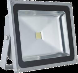 Italmac Прожектор LED 30W IP65 матовый хром арт. FL led 30