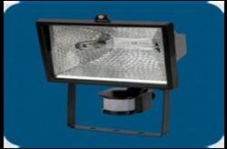 Italmac Прожектор галогенный 150W IP65 черный с датч. движ арт. FL 150 s 02