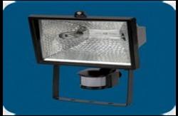 Italmac Прожектор галогенный 500W IP65 черный с датч. движ арт. FL 500 s 02