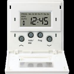 JUNG LS 990 Белая Накладка жалюзийного выключателя СТАНДАРТ с таймером (мех. 220ME, 230ME, 232ME, 224ME) арт. LS5232STWW