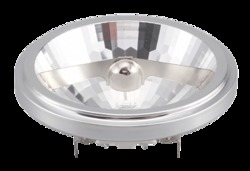Jazzway Лампа галогенная PH-AR111 50Вт 12В 24° G53 3000ч арт. .3322649