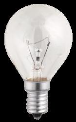 Jazzway Лампа накаливания P45 240V 60W E14 clear арт. .3320270