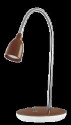 Jazzway Лампа светодиодная настольная PTL-1215 4w 3000K кофейная арт. .1014993