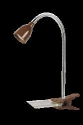 Jazzway Лампа светодиодная настольная PTL-1215c 4w 3000K кофейная арт. .1020055