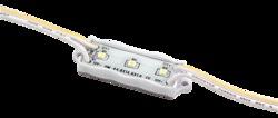 Jazzway Модуль 3528/3leds DC12V 6000-7000K IP65 (уп 10шт) арт. .1008350