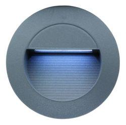LL LED BILEO А 0,8W Светильник для декор. подсветки, встраив. в стену, сер, 14xLED, IP65, 4000К арт. 329005