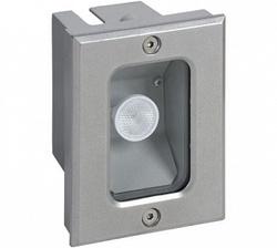LL LED MINI Светильник встраиваемый в грунт, симетричный , IP 65, 3000K арт. 139574