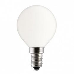 Лампа накаливания «шар» d45мм E14 60Вт 220-230В матовая General Electric арт. 19793