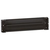 Legrand Altis Щеточная цокольная пластина для шкафов шириной/глубиной 600 мм высота 100 мм арт. 047673