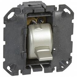 Legrand Celiane Мех Выключатель кнопочный со шнурком,6А 2 мод арт. 067038