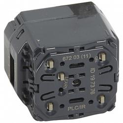 Legrand Celiane Мех Выключателя двойного 2х1000 Вт PLC/ИК с инд арт. 067204
