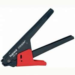 Legrand Colring Монтажный хомут - полиамид 6/6 - ширина 2,4 мм - длина 95 мм - черный арт. 032012