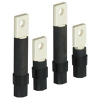 Legrand DPX 630 Комплект из 4 плоских клемм для подключения сзади DPX/DPX-IS 630 вводные или отводные 3P арт. 026353