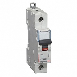 Legrand DX3 Автоматический выключатель 1P 25A (B) 10kA/16kA арт. 408874