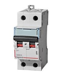 Legrand DX3 Автоматический выключатель 2P 10A (B) 6000/10kA арт. 407507