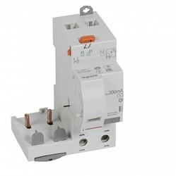 Legrand DX3 Дифференциальный блок 300 мА 2P 230В 63А 2 мод (AC) арт. 410414
