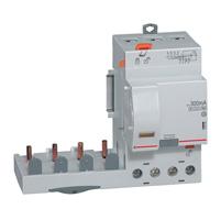 Legrand DX3 Дифференциальный блок тип A 300 мА 4P 400В 40А 3 мод арт. 410528