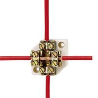Legrand Клеммник-разветвитель подключение без разрыва кабеля для кабеля 35 мм? арт. 033004