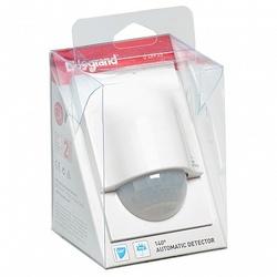 Legrand Lighting Management Датчик движения PIR настенный 140°, блистер арт. 048945