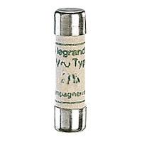 Legrand Промышленный цилиндрический предохранитель аМ 8.5х31.5 8А без индикатора арт. 012008
