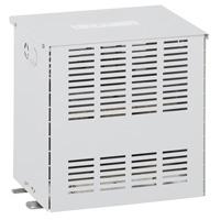 Legrand Разделительный трансформатор трёхфазный первичная обмотка 400 В/ вторичная обмотка 400 В + N с электростатическим экраном 1600 ВА арт. 042822
