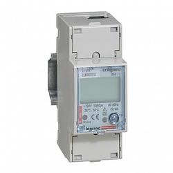 Legrand Счетчик электроэнергии однофазный EMDX? - сертификат MID - 63 А - 2 модуля - импульсный выход арт. 004678